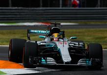 F1, GP Italia 2017: pole per Hamilton