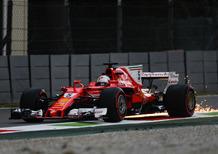 F1, GP Italia 2017, Vettel: «Non mi spiego le nostre difficoltà»