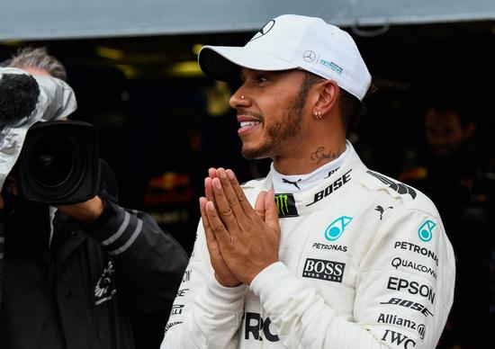 F1, GP Italia 2017: Hamilton, vittoria a Monza sognando la Rossa?