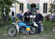 Villa Barni di Roncadello: 1 Ottobre Esposizione moto da Enduro d'epoca