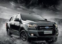 Ford Ranger Special Black Edition, attesa a Francoforte