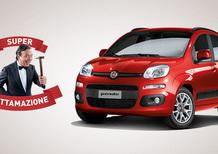 Promozione Fiat Panda a 7.750 €