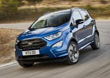 Ford Ecosport al Salone di Francoforte 2017 [Video]