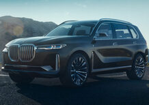 BMW X7, Concept a Francoforte?