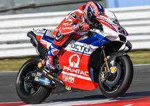 MotoGP 2017. Petrucci chiude in testa il venerdì a Misano