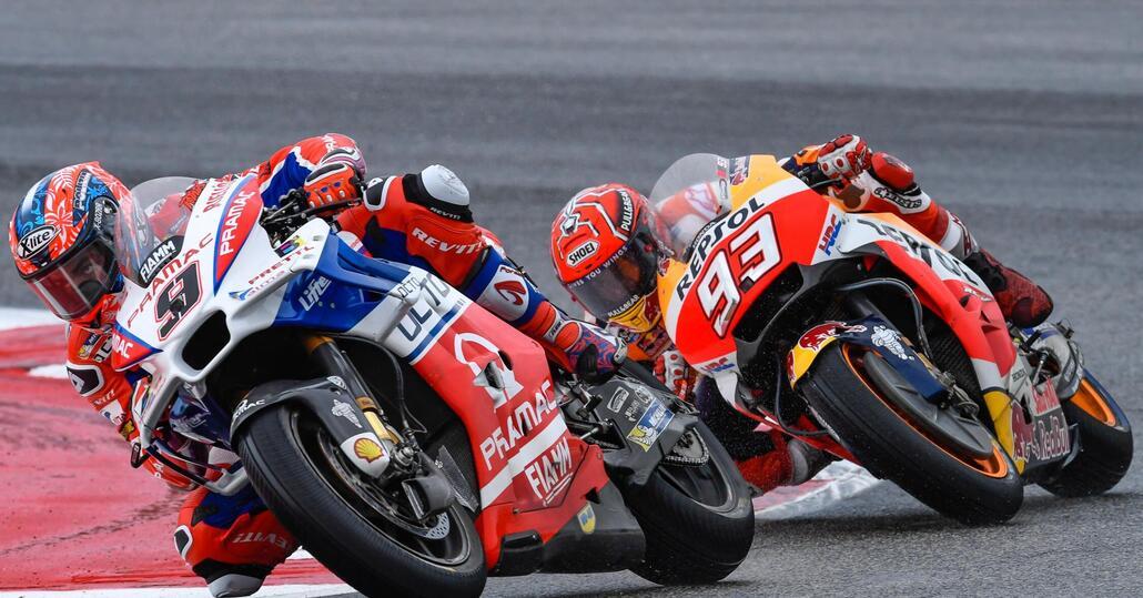 MotoGP 2017. Petrucci: Forse stasera mi renderò conto
