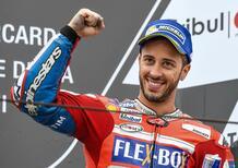 MotoGP 2017. Dovizioso: Giusto accontentarsi. Perlomeno spero...