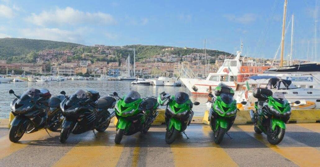 ZZR Club: un raduno in Sardegna per tutti - News - Moto.it