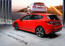 Subaru al Salone di Francoforte 2017 [Video]