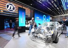 Salone di Francoforte 2017, ZF: obiettivo zero incidenti e zero emissioni [Video]