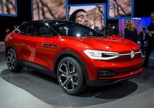 Volkswagen I.D. Crozz, concept elettrica al Salone di Francoforte 2017 [Video]