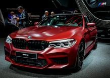 La nuova BMW M5 al Salone di Francoforte 2017 [Video]