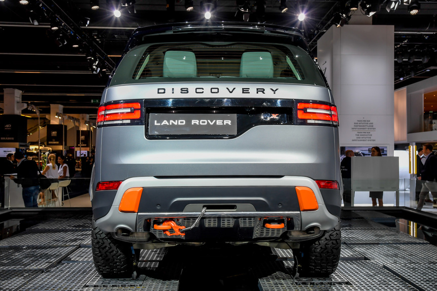 Land Rover al Salone di Francoforte 2017 (5)