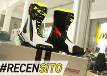 TCX Boots RT-Race. Recensione stivale racing