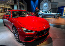 Maserati al Salone di Francoforte 2017 [Video]