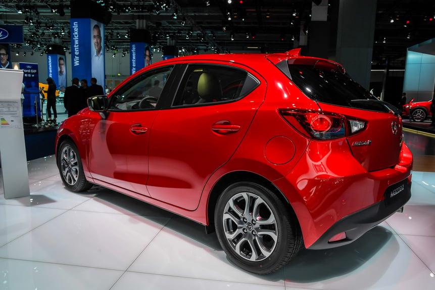Mazda al Salone di Francoforte 2017 (2)