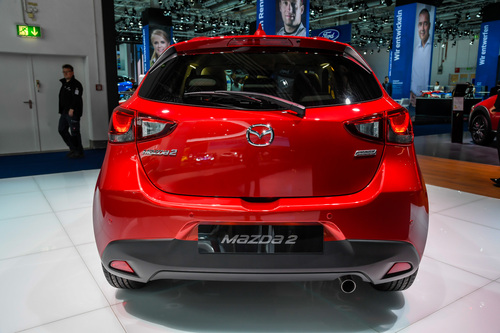 Mazda al Salone di Francoforte 2017 (5)