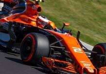 F1: Toro Rosso e McLaren, è ufficiale lo scambio di motori