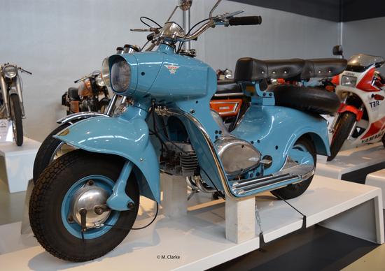 Origini pittoresche di marchi motociclistici