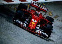 F1, GP Singapore 2017: Ferrari, qualcosa non torna