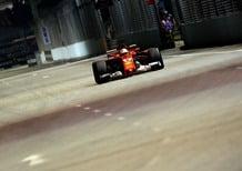 F1, GP Singapore 2017: pole per Vettel