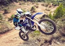 Nuova Yamaha WR250 2016 (2t)