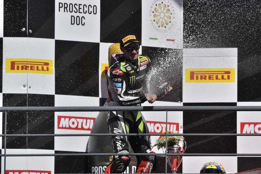 """SBK 2017. Rea: """"MotoGP? Il mio contratto scade a fine 2018. Allora vedremo"""" (3)"""