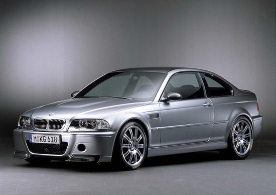 BMW CSL, ritorno della sigla da 'pelle d'oca'