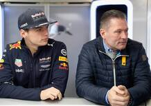 F1, Jos Verstappen: «Vettel doveva essere punito»