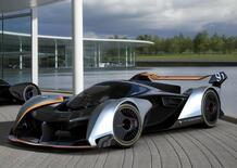 McLaren Ultimate Vision Gran Turismo, la McLaren di domani [Video]