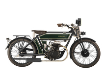 The Black Duglas Motorcycles Co. Countryman Deluxe 250