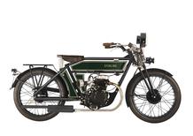The Black Duglas Motorcycles Co. Countryman Deluxe 250