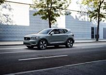 Volvo XC40, svelato il SUV compatto della casa svedese [Video]