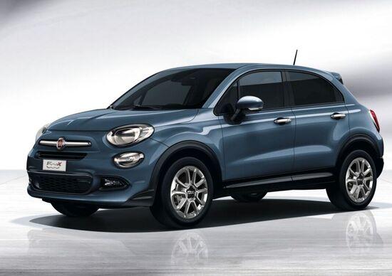 Fiat 500X Edition: nuova versione speciale per la piccola SUV