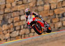 MotoGP 2017. Pedrosa è il più veloce nelle FP2 ad Aragon