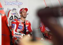 """MotoGP 2017. Dovizioso: """"Giornata inutile"""". Marquez: """"Io e Dovi non abbiamo rischiato"""""""