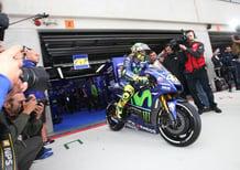 MotoGP 2017. Rossi: Meglio delle aspettative