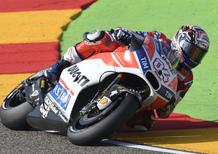 MotoGP. Dovizioso: In gara sarà tutto differente