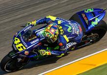 MotoGP 2017. Rossi: A stare a casa mi annoiavo...