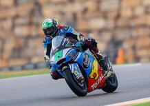 Morbidelli e Mir vincono in Moto2 e Moto3 ad Aragón