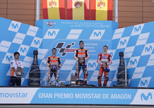 MotoGP 2017. Spunti,considerazioni e domande dopo il GP di Aragón