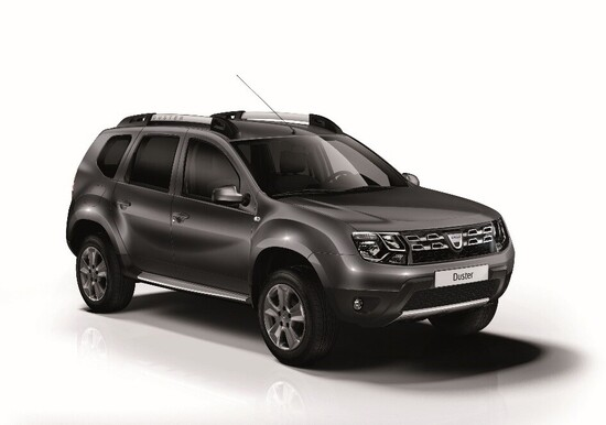 dacia duster brave 2 100 euro in pi e hai tutto news. Black Bedroom Furniture Sets. Home Design Ideas