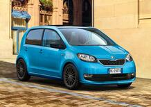 Skoda Citigo Design Edition, city car full optional