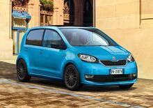 Skoda Citigo Design Edition, city car full optional