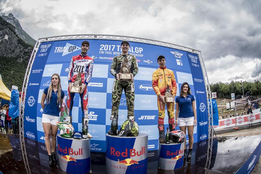 Campionato Mondiale Trial. Ultima tappa 2017 a Pietramurata (5)