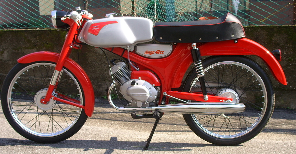 Restaurando, puntata 14: Moto Guzzi Dingo Sport 1965