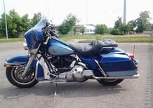 Harley-Davidson 1340 Electra Glide Classic (1989 - 93) - FLHTC