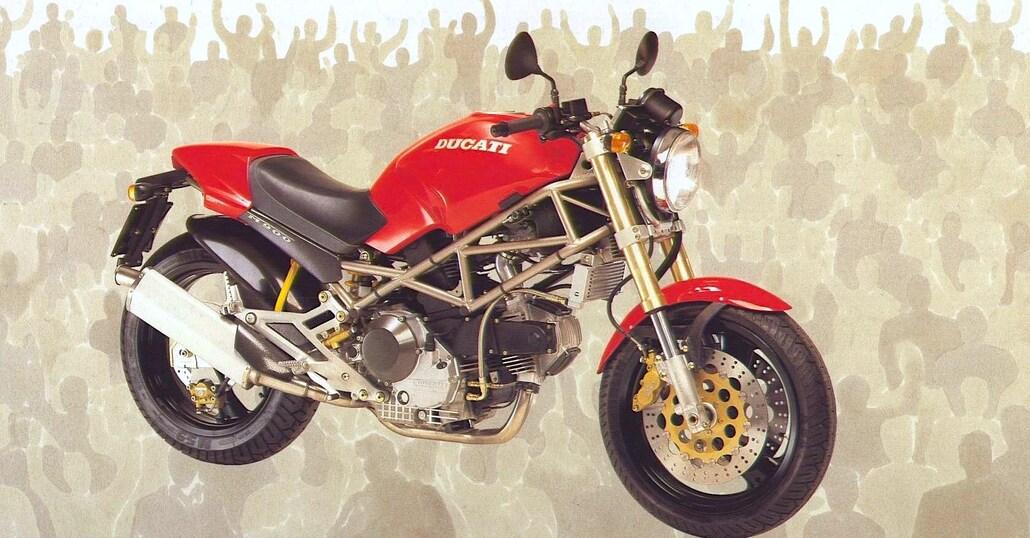 Ducati Monster, compie 25 anni
