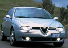 Alfa Romeo 156 (1997-06)