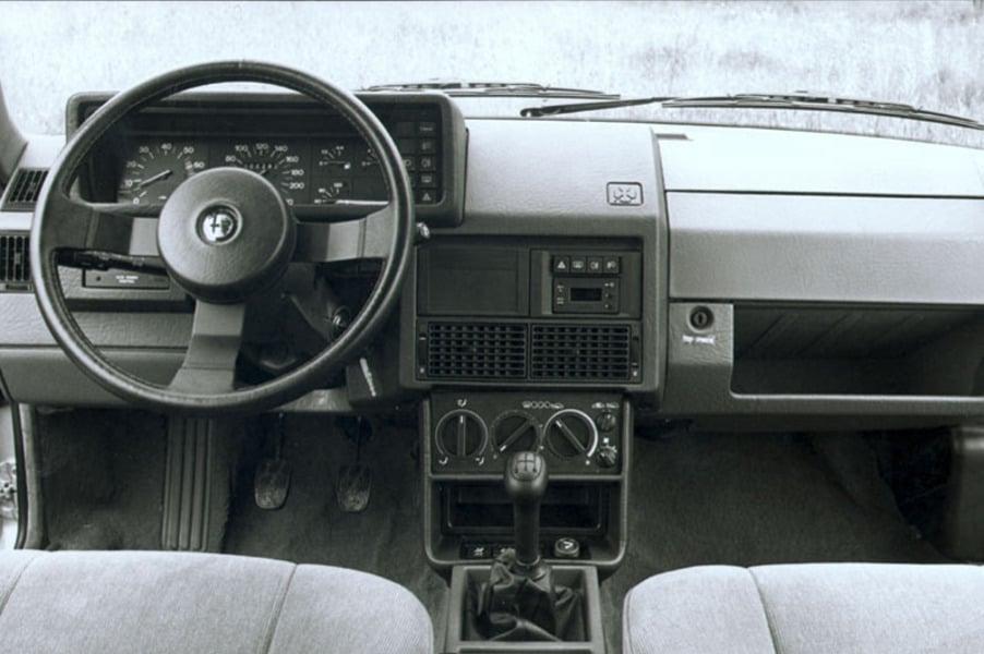 Alfa Romeo Alfa 90 2.0 V6 Iniezione (3)